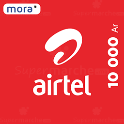 recharge airtel 10 000 by mora