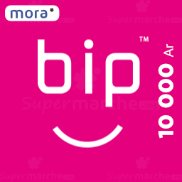 recharge bip 10 000 ar by mora