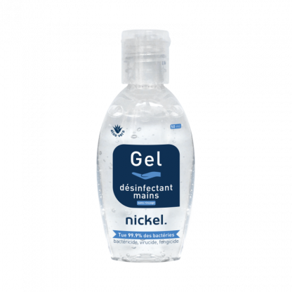gel désinfectant hydro-alcoolique 50 ml