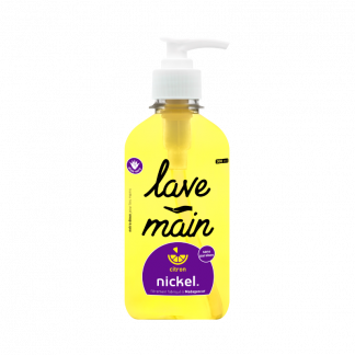 lave main citron 300ml