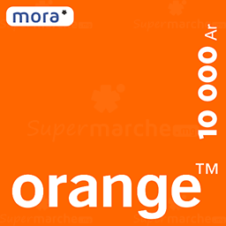 Recharge Orange 10 000 Ar by mora