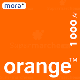 Recharge Orange 1000 Ar by mora