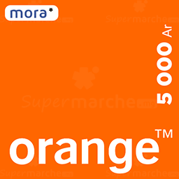 Recharge Orange 5000 Ar by mora