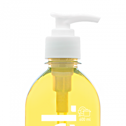 pompe liquide vaisselle citron 600ml
