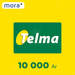 Recharge Telma 10 000 Ar by mora