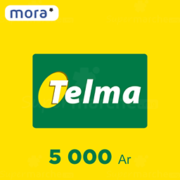 Recharge Telma 5000 Ar by mora