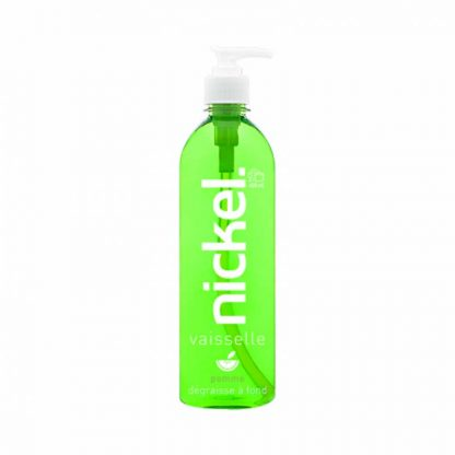 Liquide vaisselle nickel parfum pomme 600ml