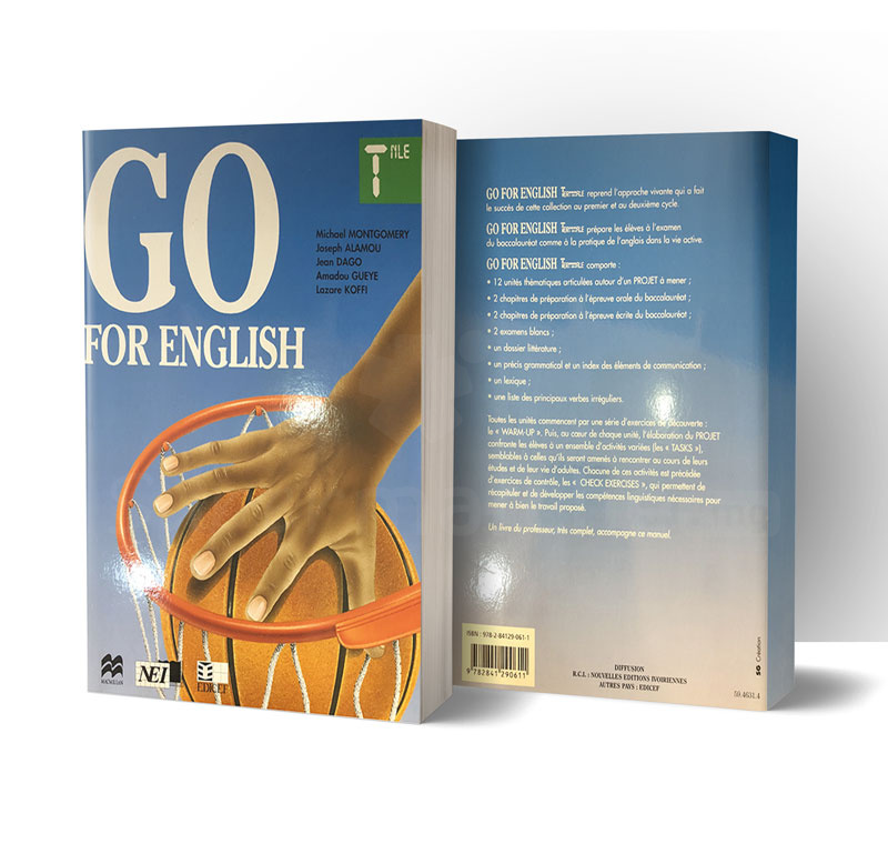 Go for English terminale | Version Anglaise | Relié: 220 pages
