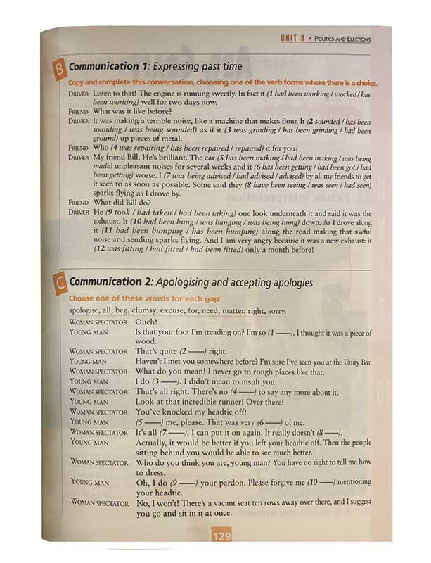 Go for English 1ère | Version Anglaise | Relié: 208 pages