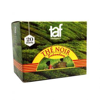 thé noir sahambavy