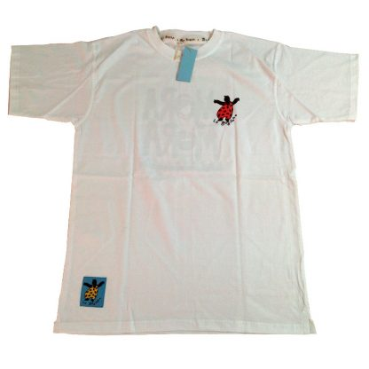 T-shirt La Sobika Blanc Taille M