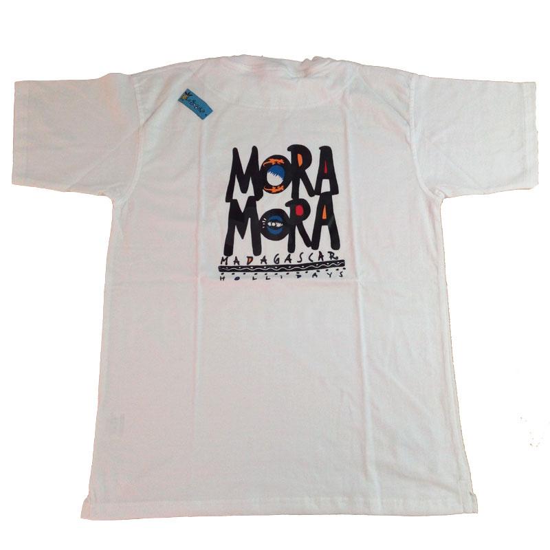 T-shirt La Sobika Blanc2
