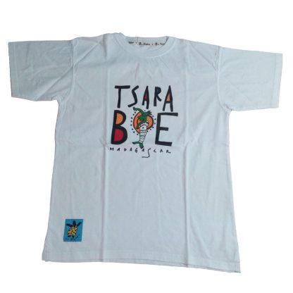 Tshirt adulte Tsara be La sobika