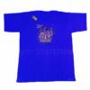 T-shirt La Sobika Bleu2