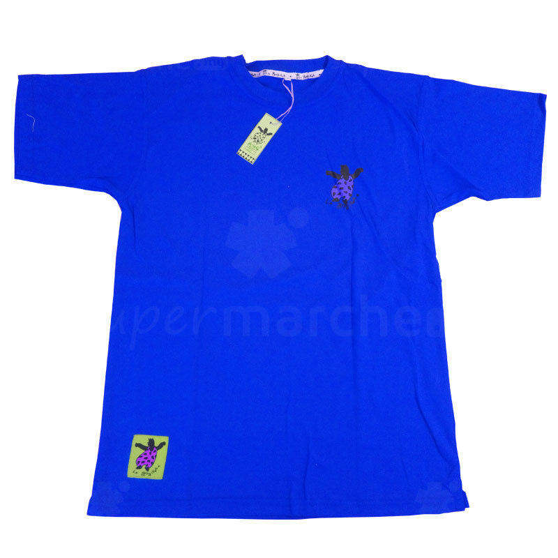T-shirt La Sobika Bleu Taille M