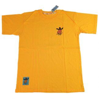 T-Shirt La Sobika Jaune Taille M