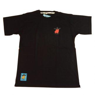 T-shirt La Sobika Noir Taille M