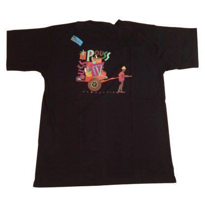 T-shirt La Sobika Noir2