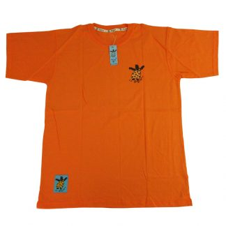 T-Shirt La Sobika Orange