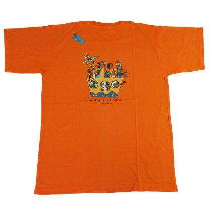 T-Shirt La Sobika Adulte Orange