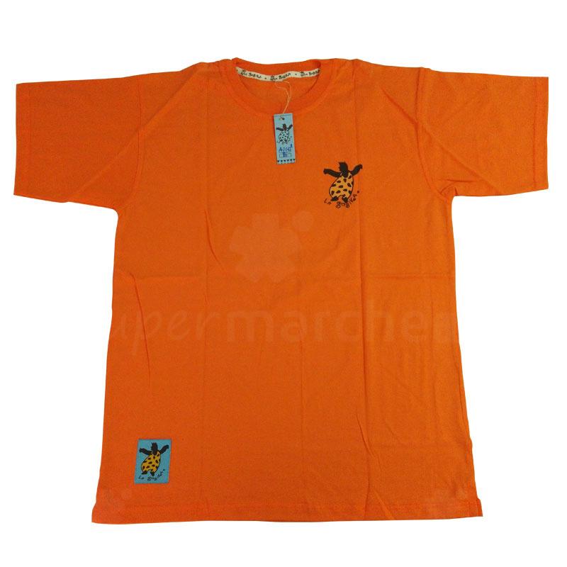 T-Shirt La Sobika Orange Taille M
