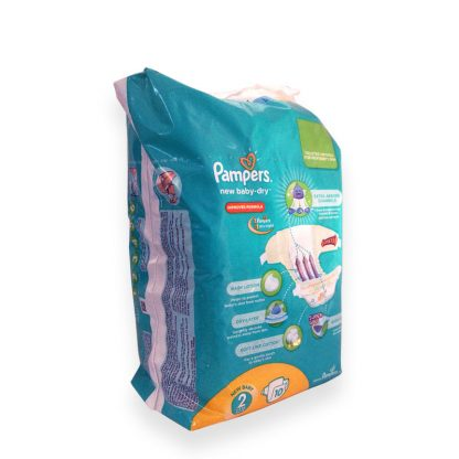 Pampers new Baby-dry2