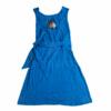 Robe à motif 3 Femmes avec Paréos La Sobika | Couleur Bleue