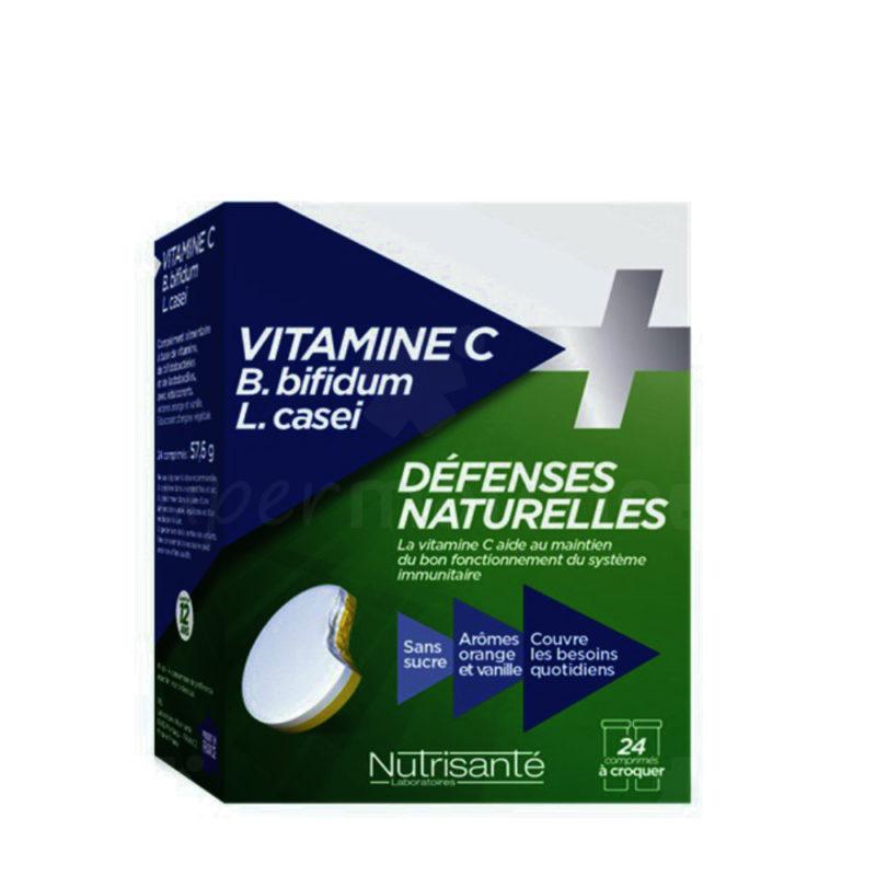 Vitamine C B bifidium