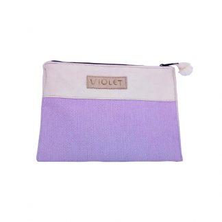 Trousse Violet Femme