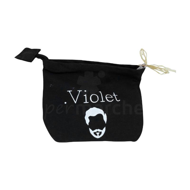Trousse Violet Homme