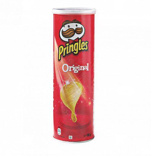 pringles – original – GM