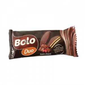 bolo duo chocolat