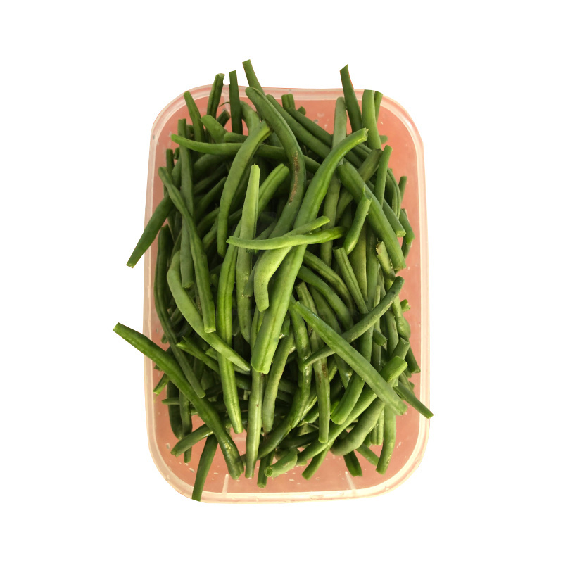 haricot vert préparé