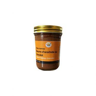 Beurre d'arachide mille saveurs