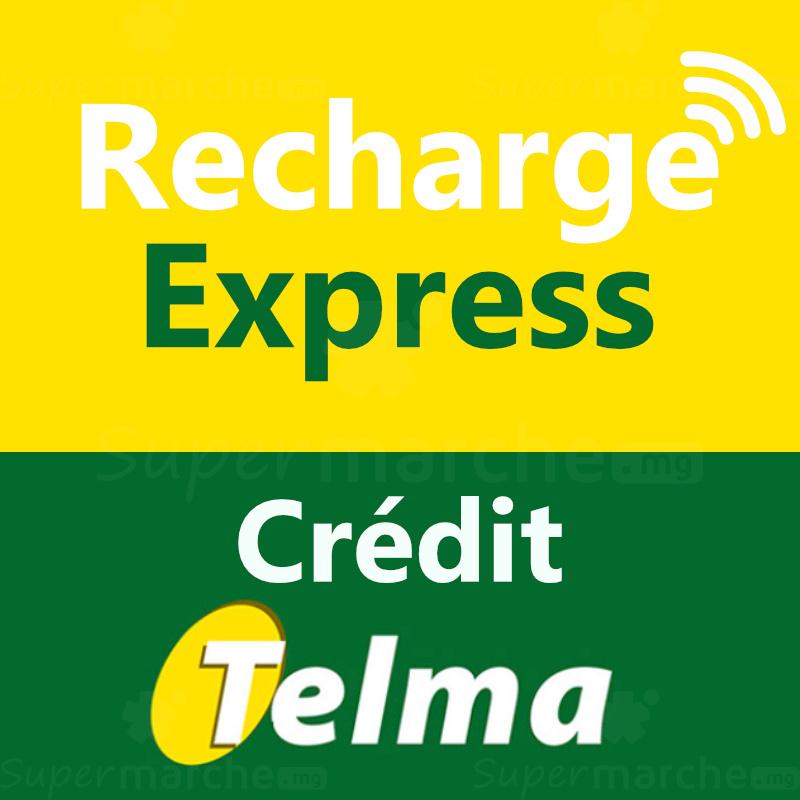 Recharge express crédit telma