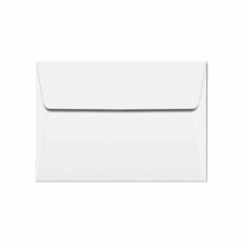 Enveloppe blanche