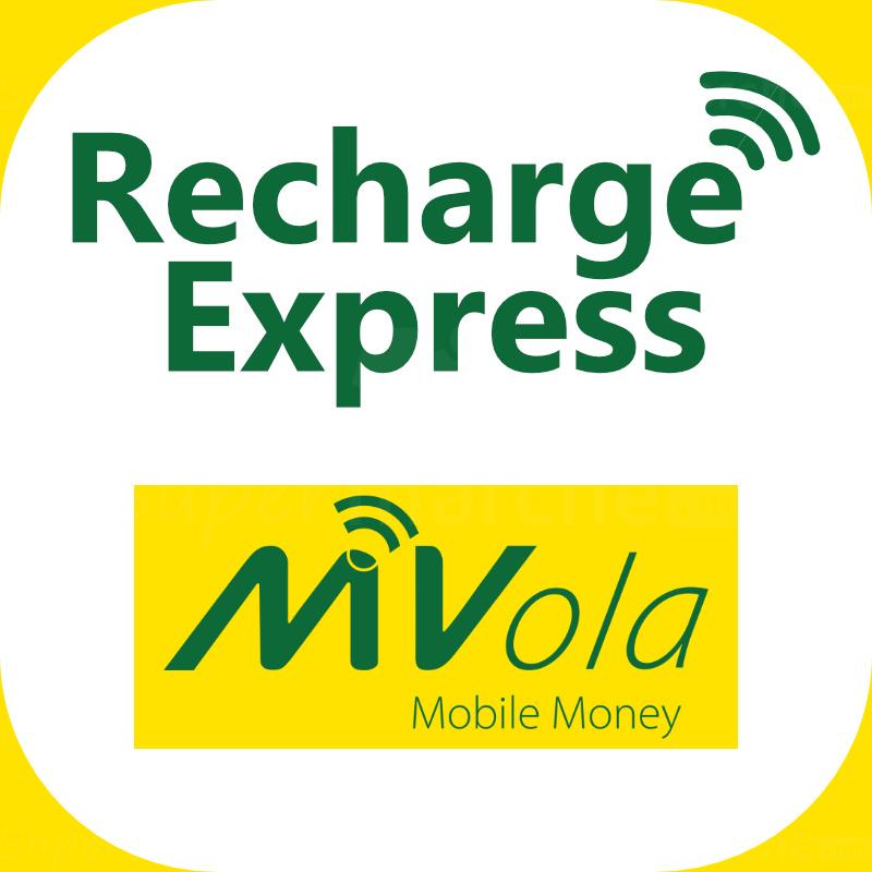 Recharge express Mvola