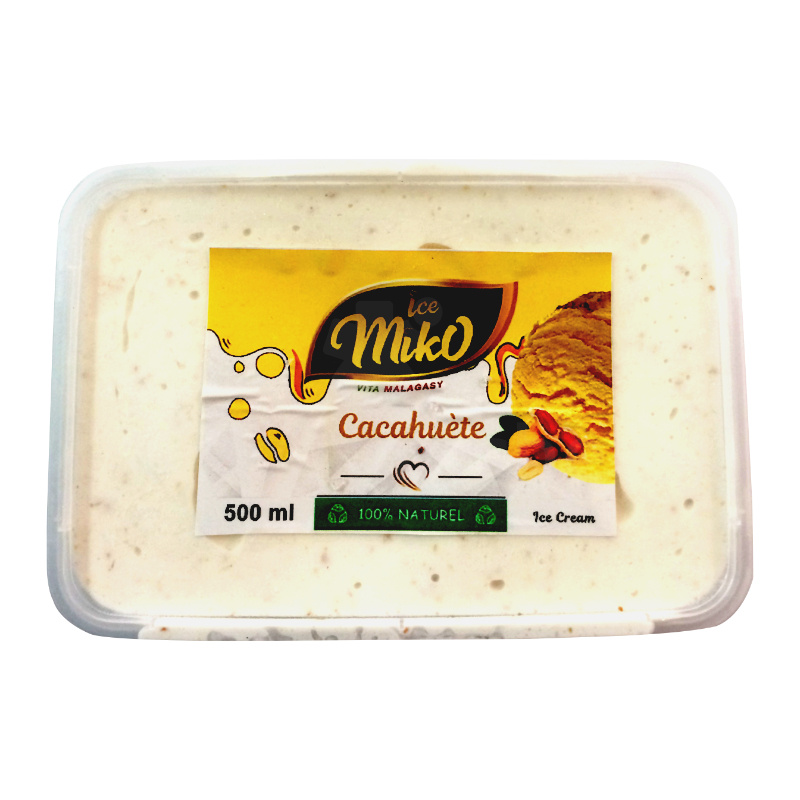 Glace MIKO cacahuète