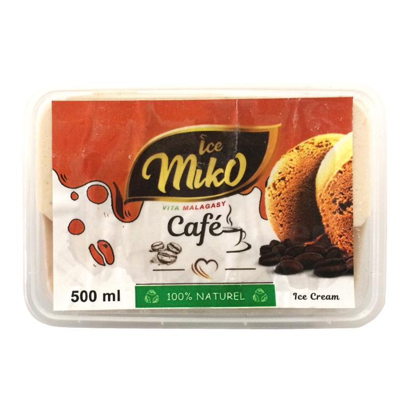 Glace MIKO café 500m