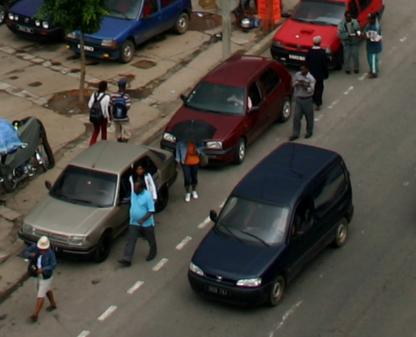 circulation antananarivo