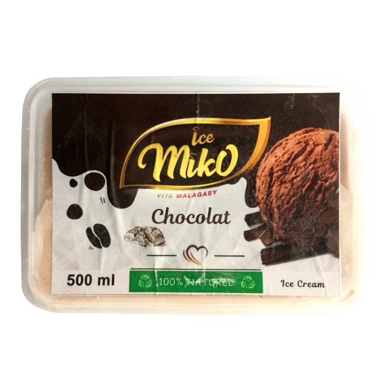 glace miko choco 500ML