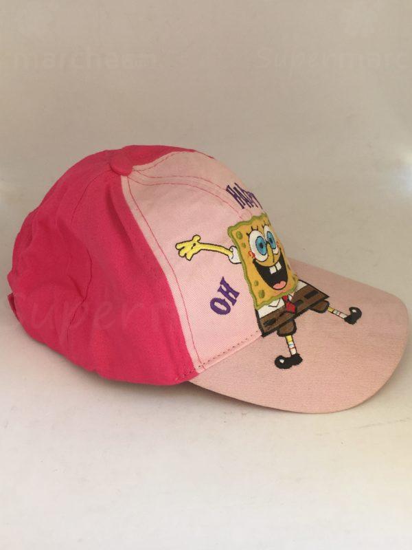 casquette rose bob 2