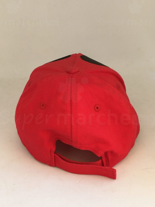 casquette mickey rouge 3