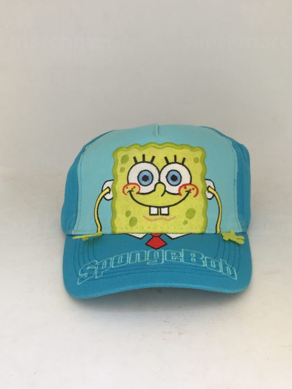 casquette bleue bob 1