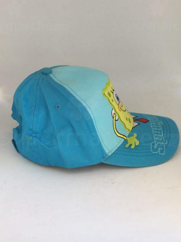 casquette bleue bob 2