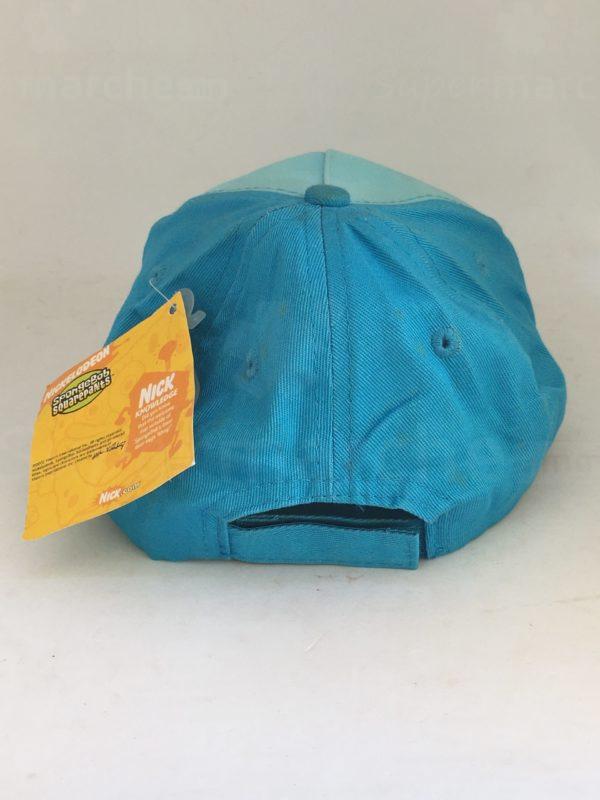 casquette bleue bob 3