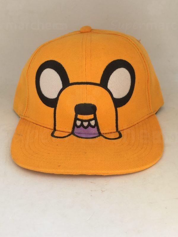 casquette jaune 1