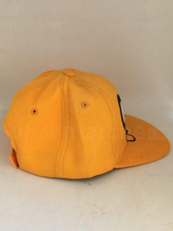 casquette jaune 2
