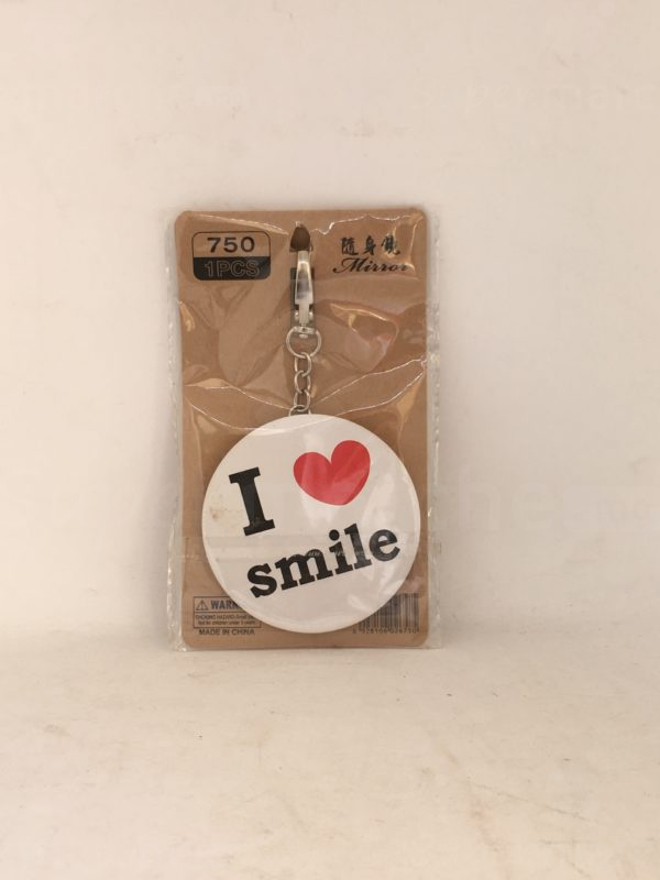 mirroir i love smile 1
