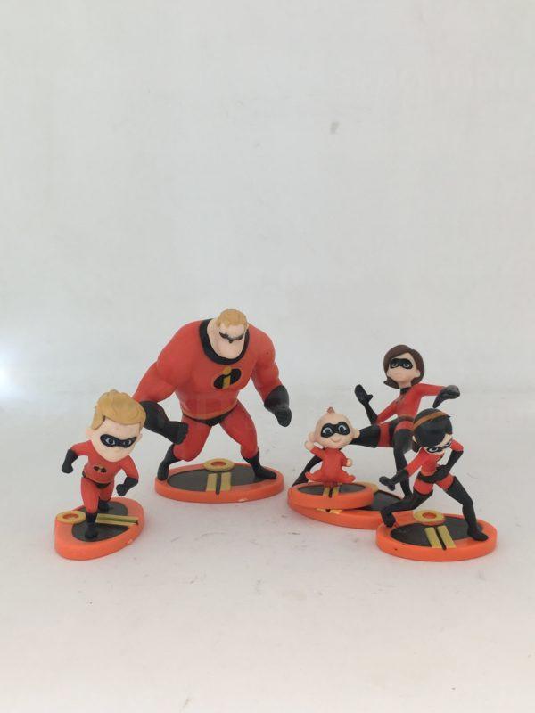 figurine famille indestructible
